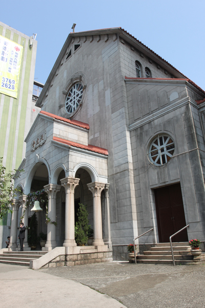 Wedding Church on Amanda   Leo S Wedding  Saturday May 28  2011  Hong Kong